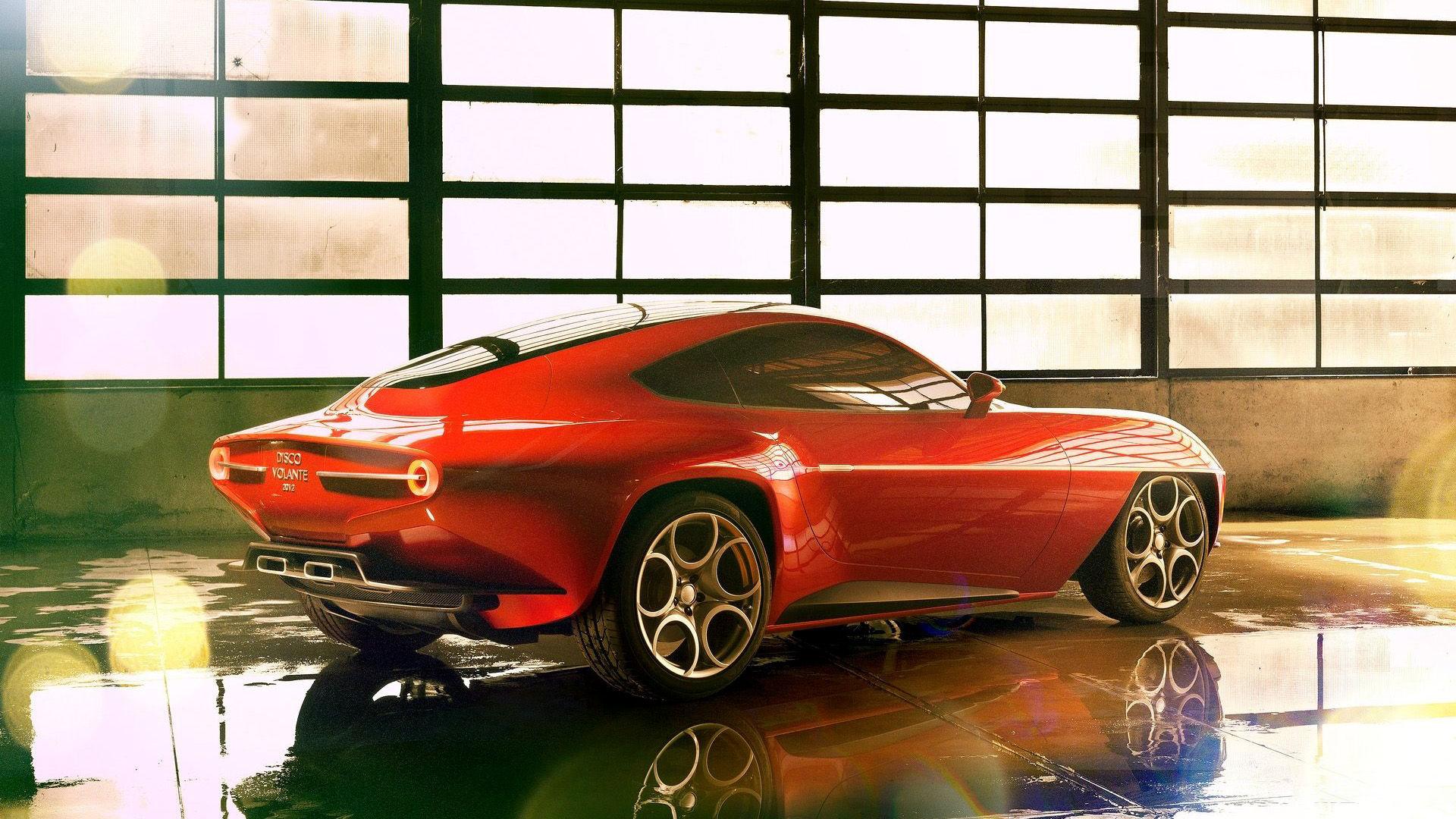 2012 Alfa Romeo Disco Volante Touring