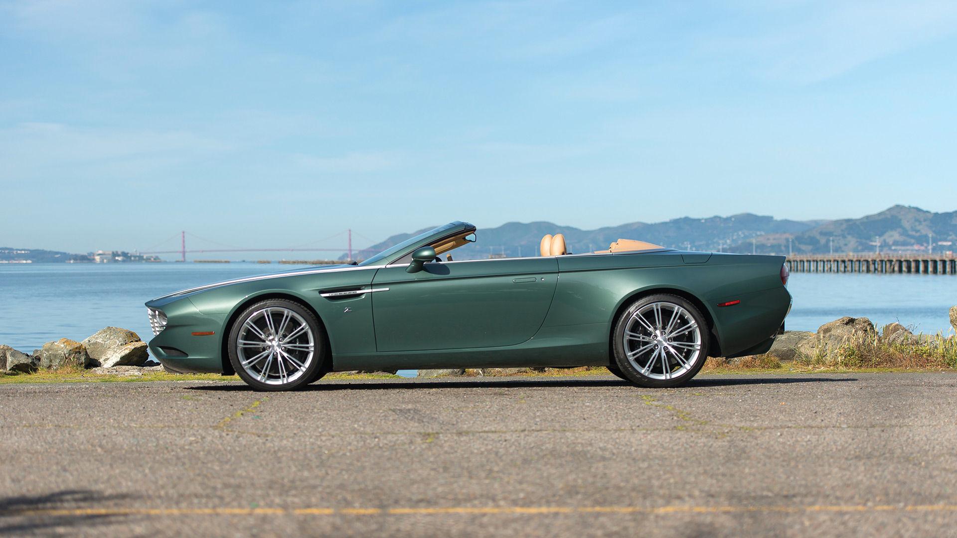 2014 Aston Martin DB9 Spyder Zagato Centennial