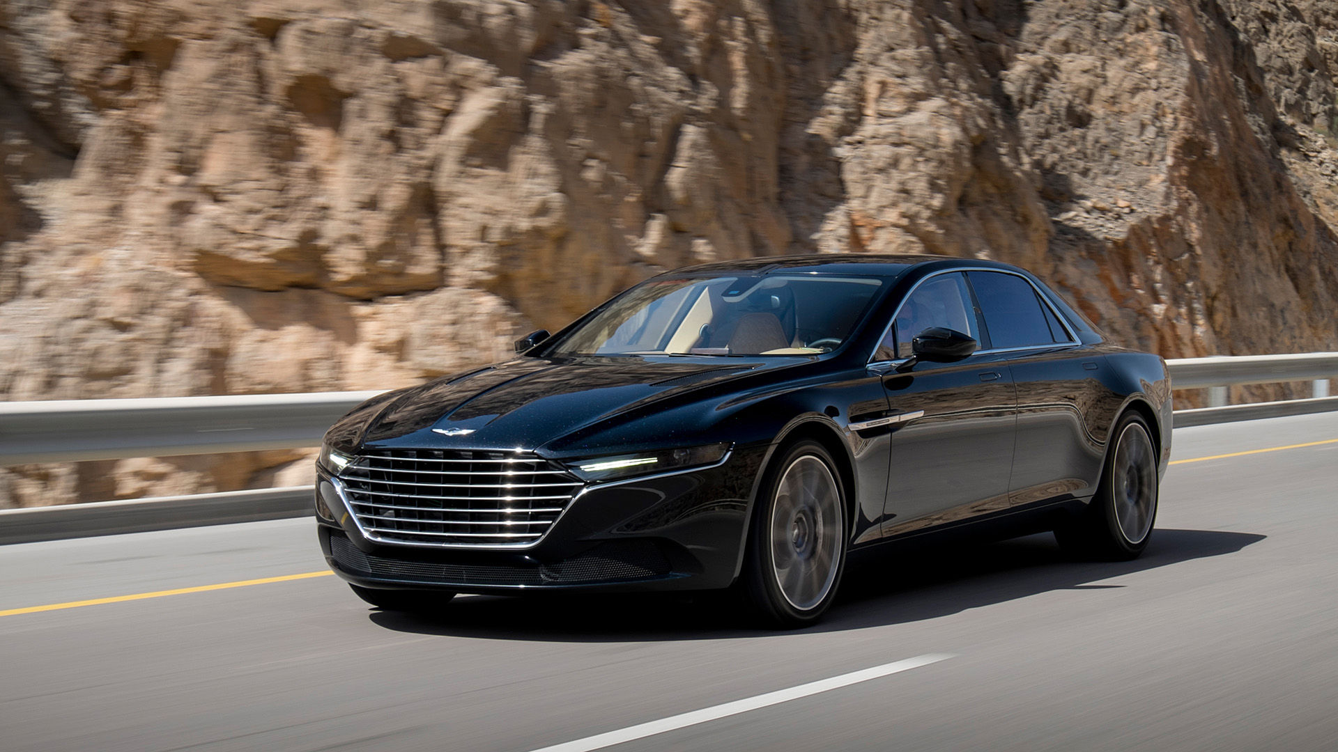 2014 Aston Martin Lagonda Prototype