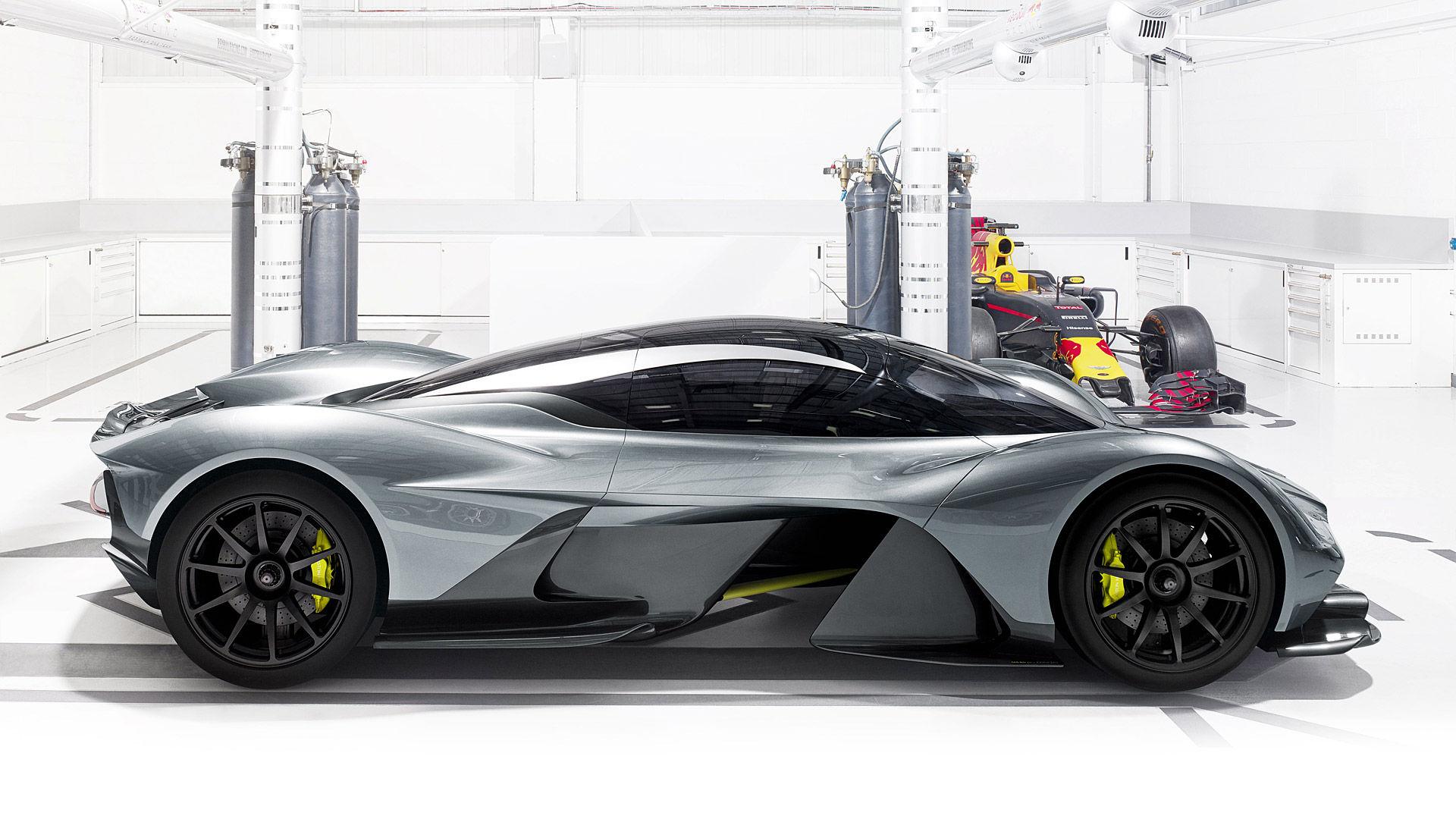 2016 Aston Martin AM-RB 001 Concept