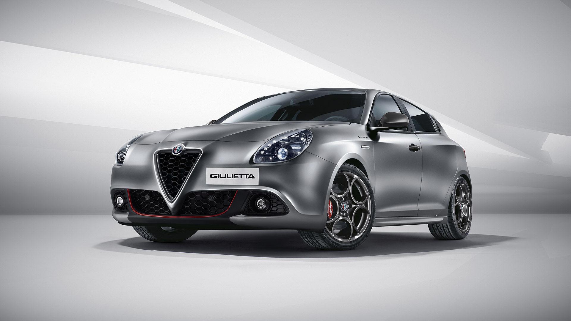 2017 Alfa Romeo Giulia Configurations >> 2017 Alfa Romeo Giulietta Veloce Wallpaper