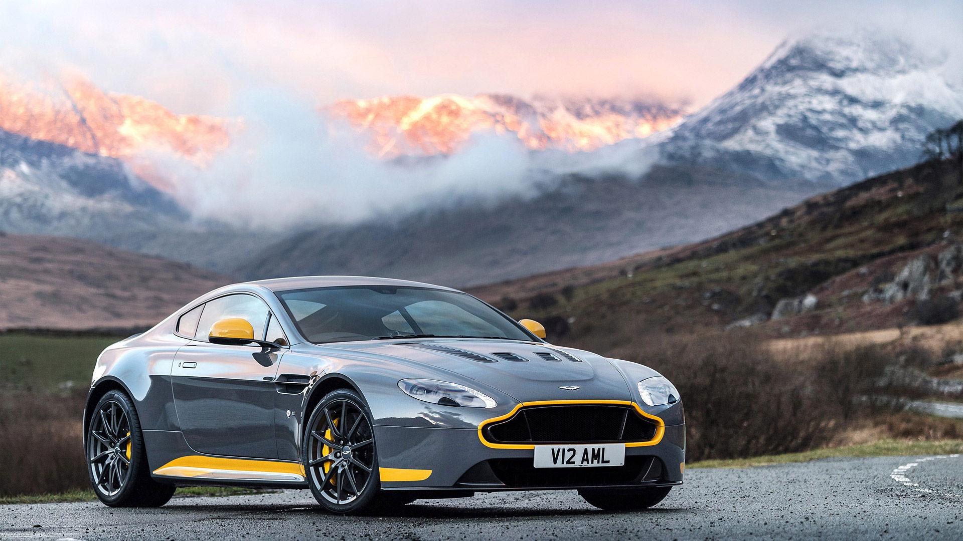 2017 Aston Martin V12 Vantage S