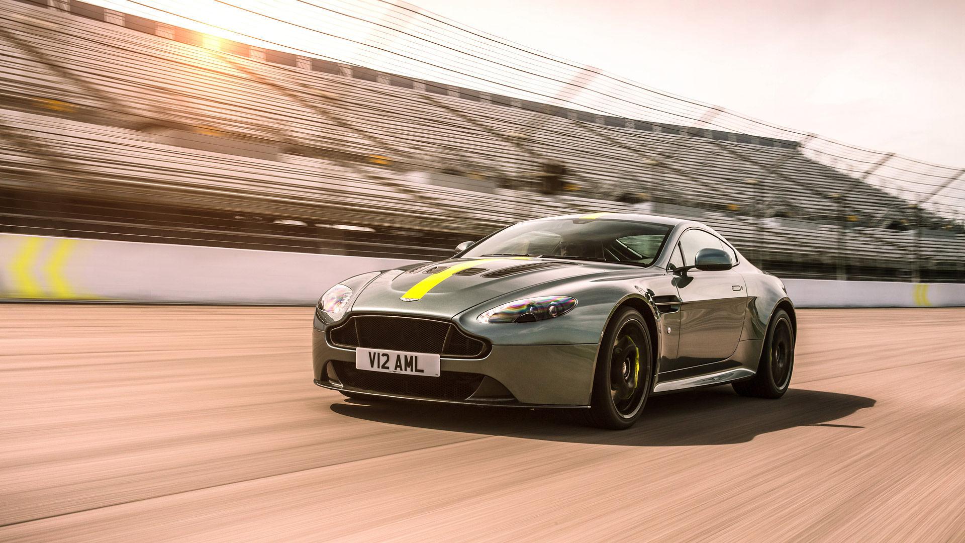 2018 Aston Martin Vantage AMR