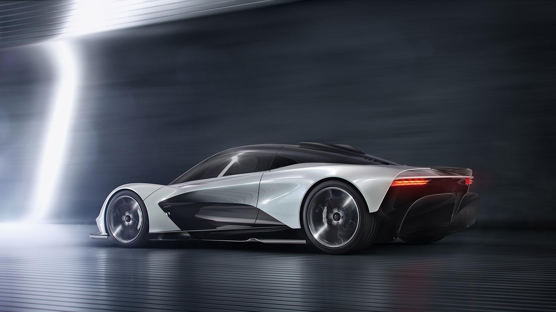 2019 Aston Martin AM-RB 003 Concept