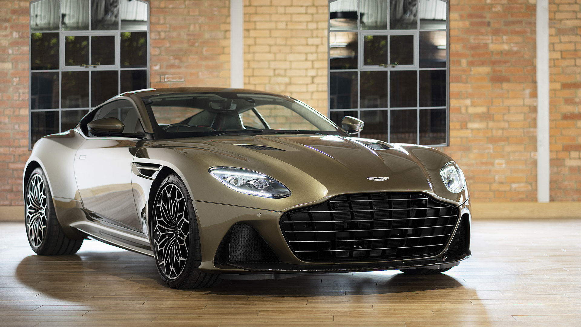2019 Aston Martin DBS Superleggera OHMSS Edition