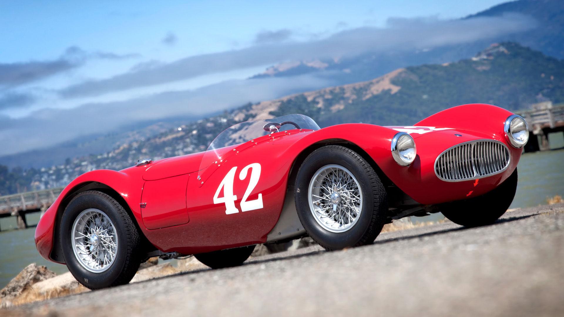 1953 Maserati A6GCS by Fantuzzi