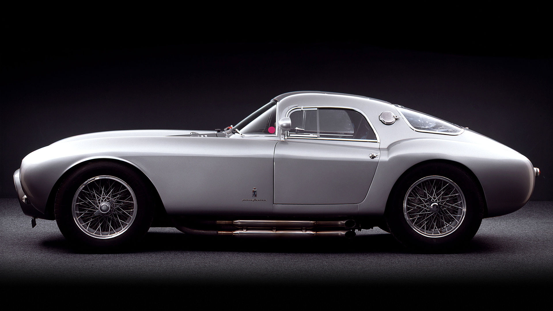 1954 Maserati A6GCS Berlinetta