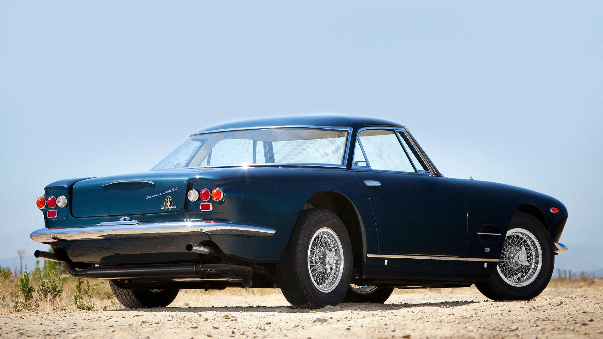 1961 Maserati 5000 GT Coupe