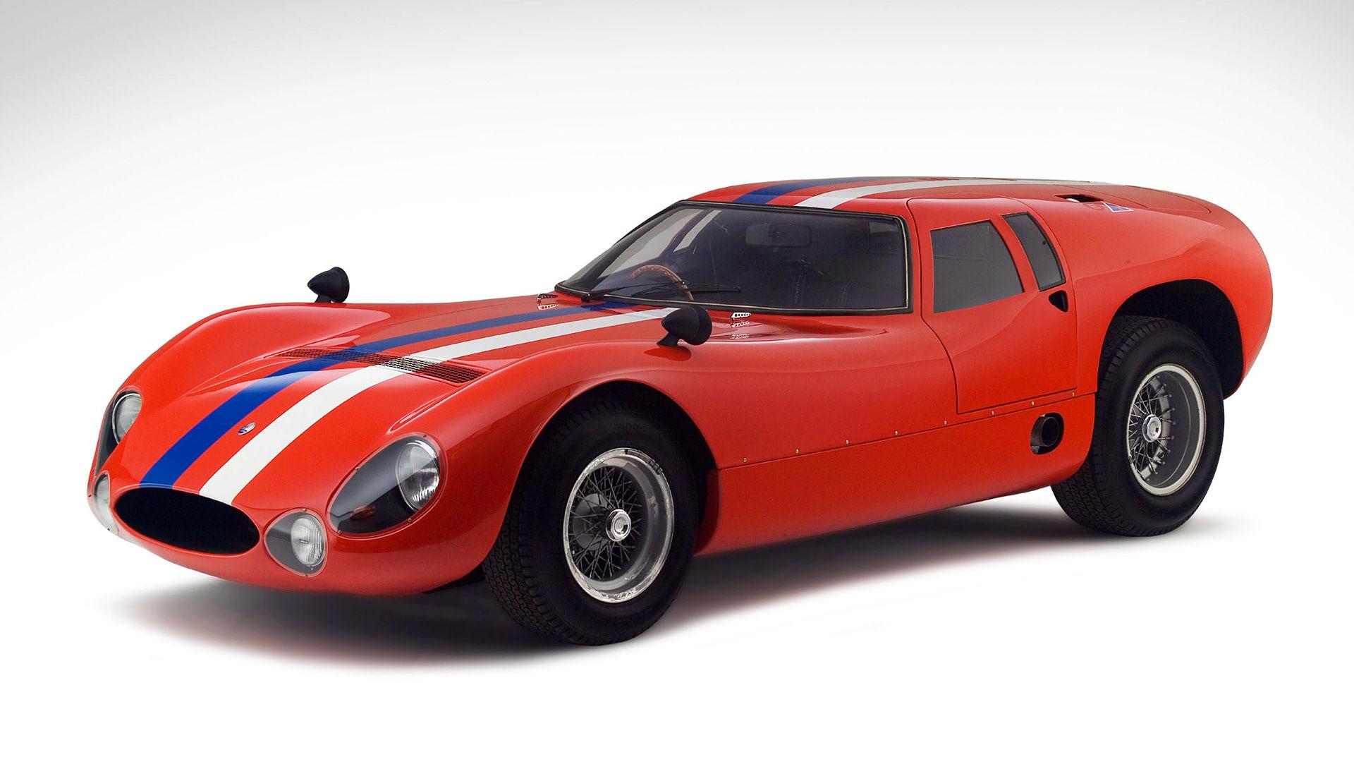 1963 Maserati Tipo 151/3
