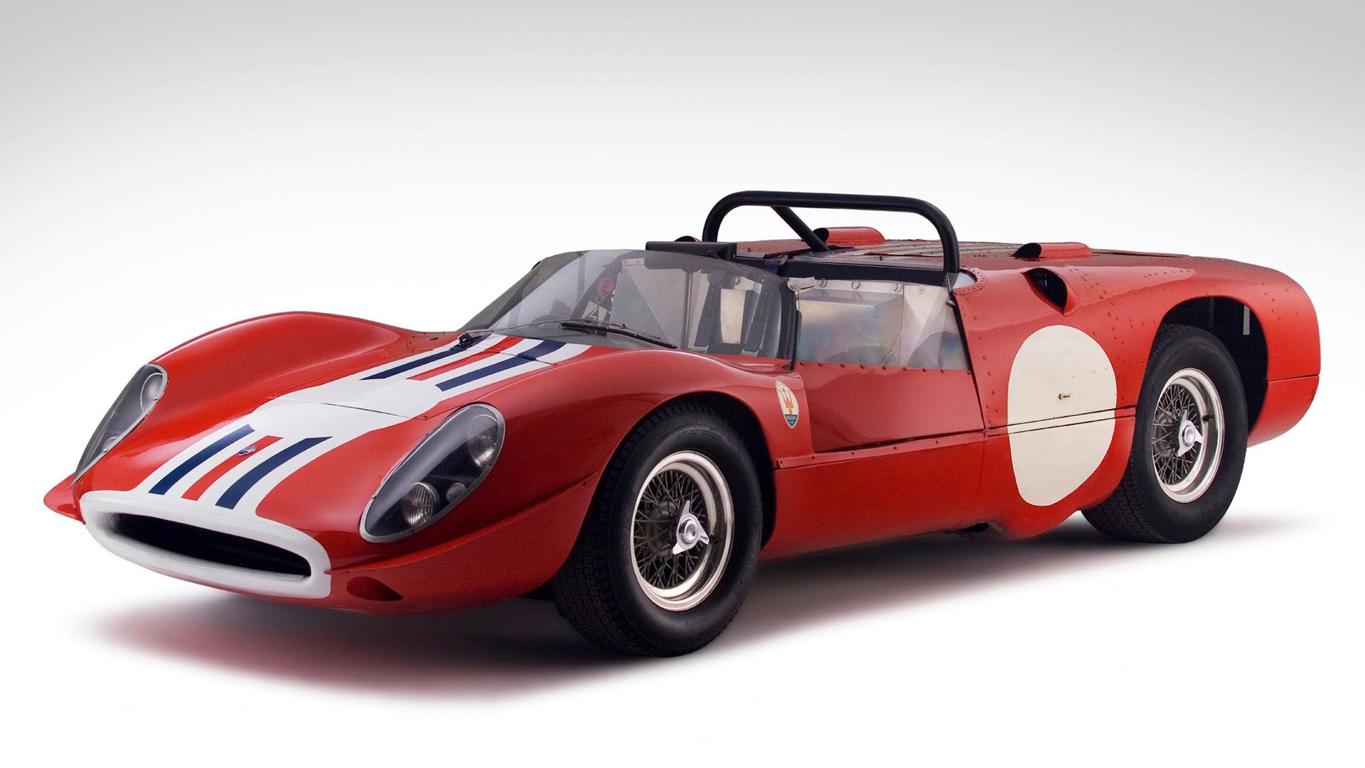 1965 Maserati Tipo 65 Birdcage
