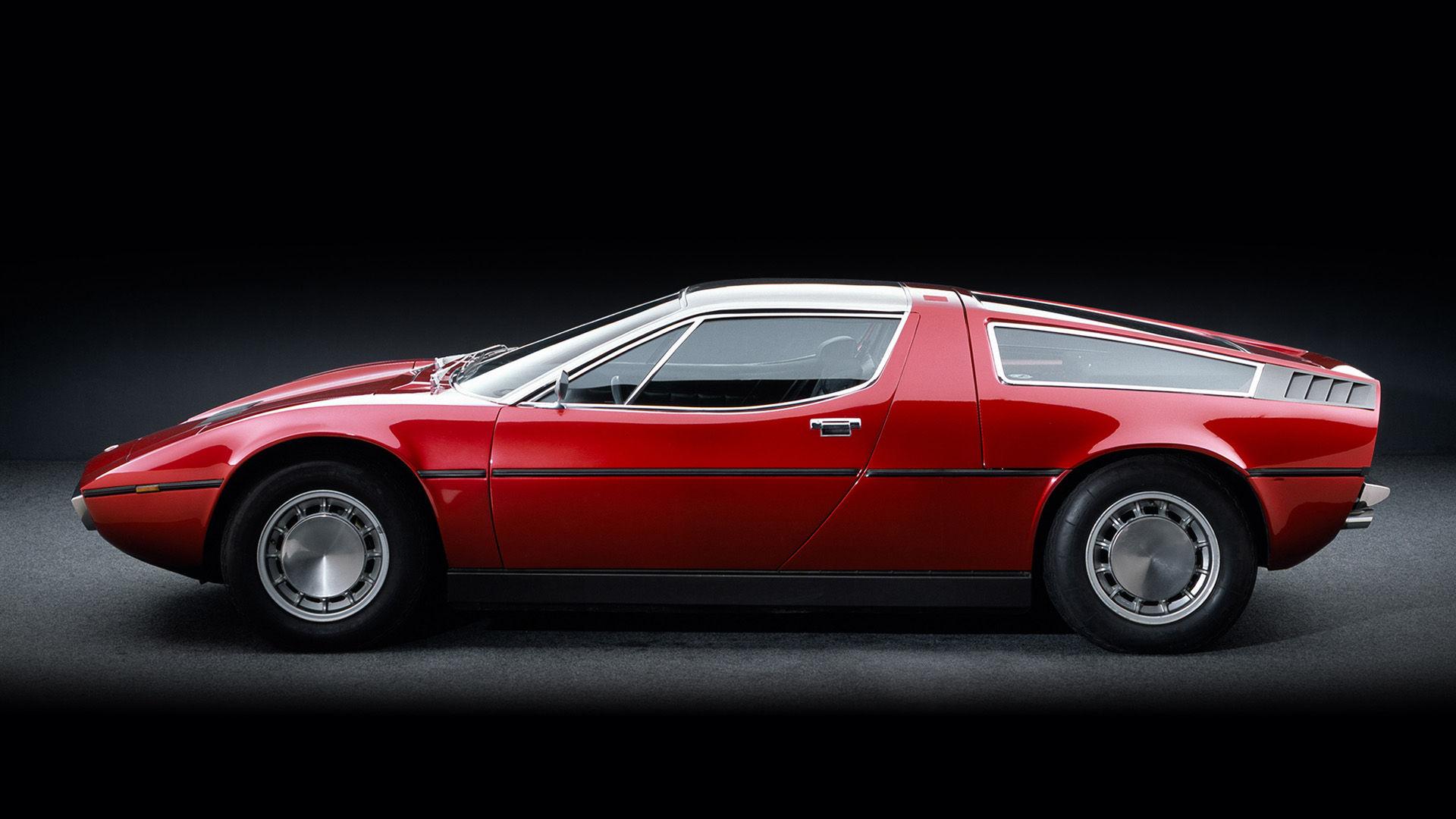 1971 Maserati Bora