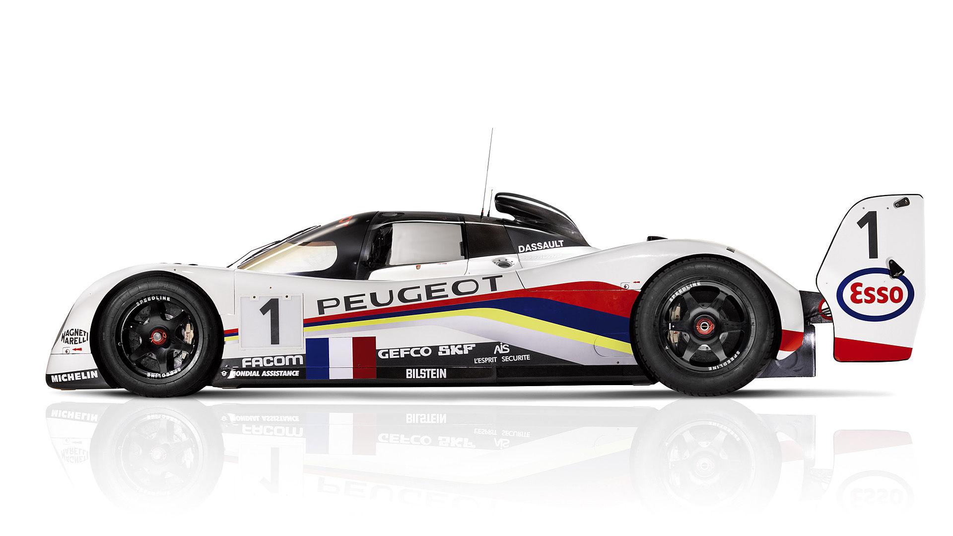 1992 Peugeot 905B