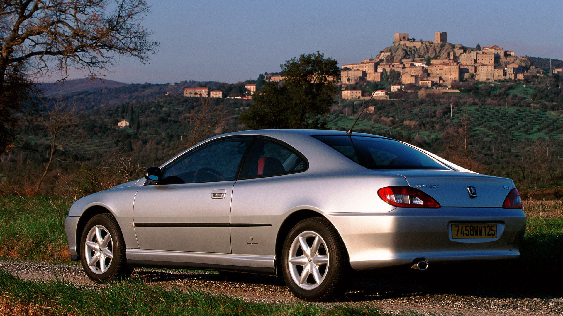 1997 Peugeot 406 Coupe