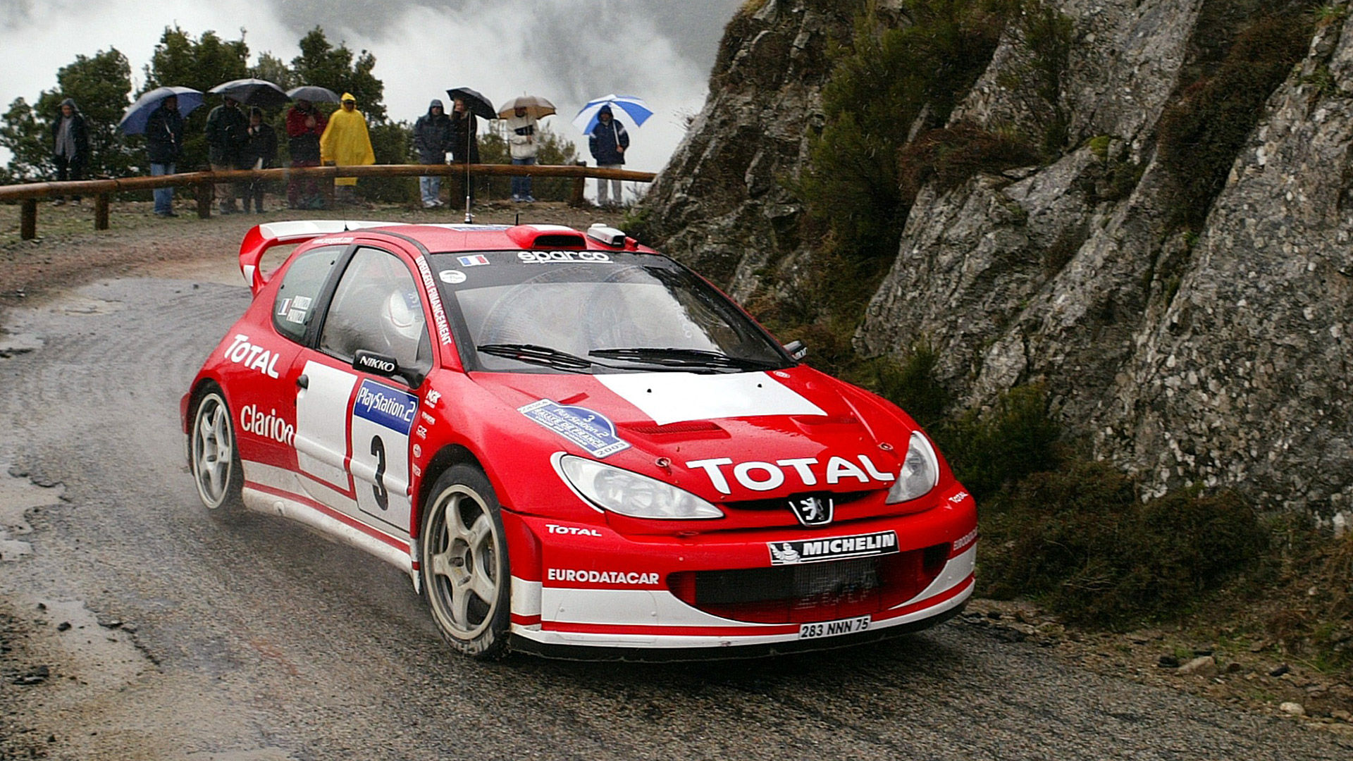 1999 Peugeot 206 WRC