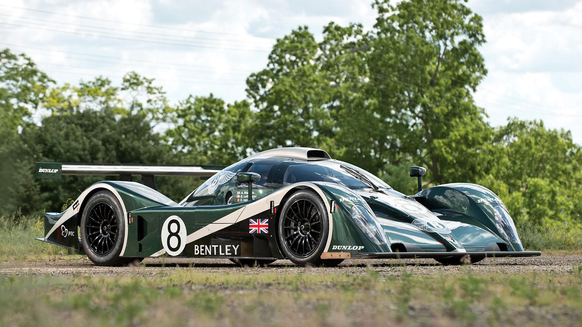 2002 Bentley EXP Speed 8