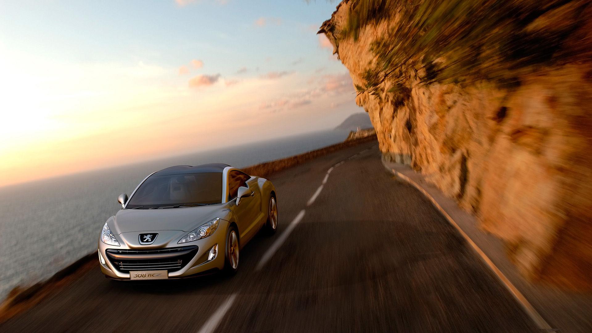 2007 Peugeot 308 RCZ Concept