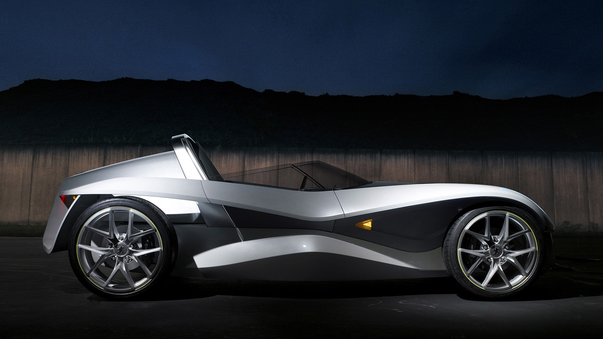2007 Peugeot Flux Concept