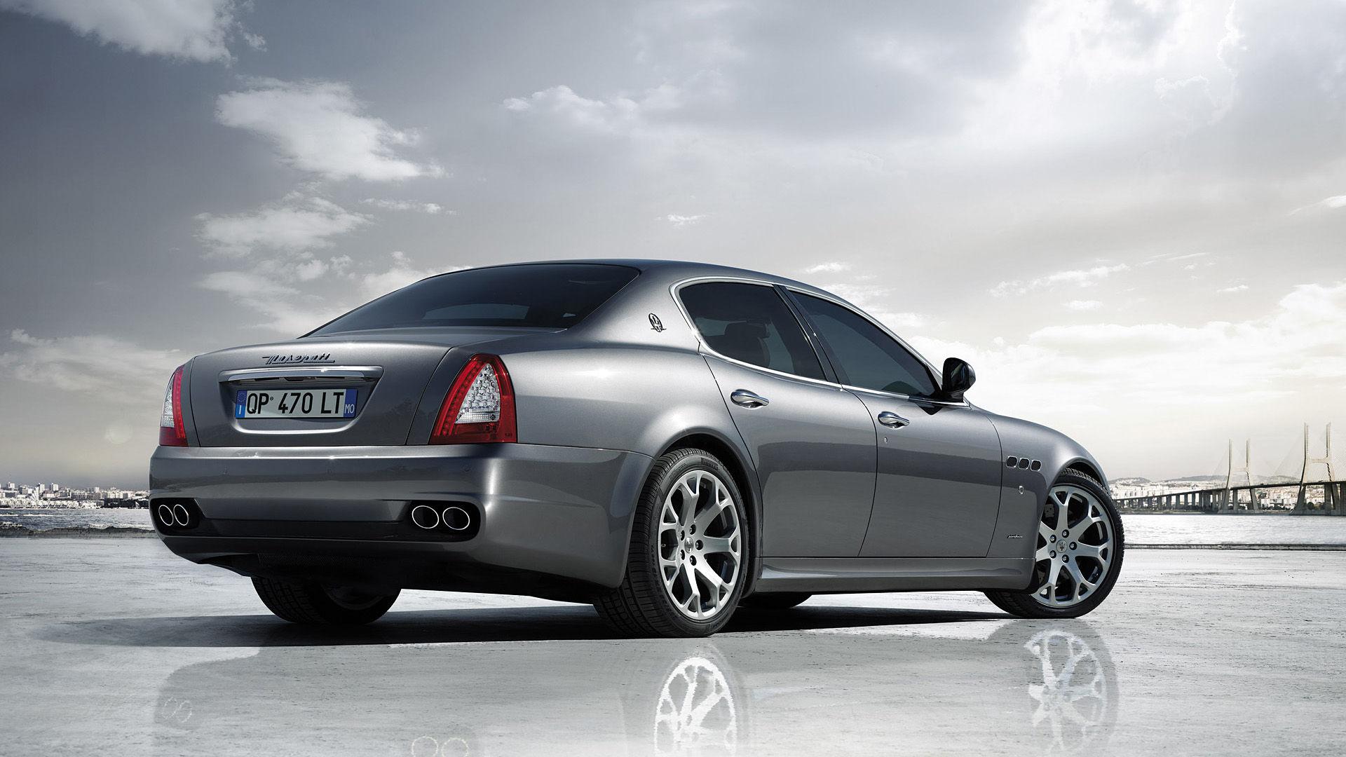 2008 Maserati Quattroporte S