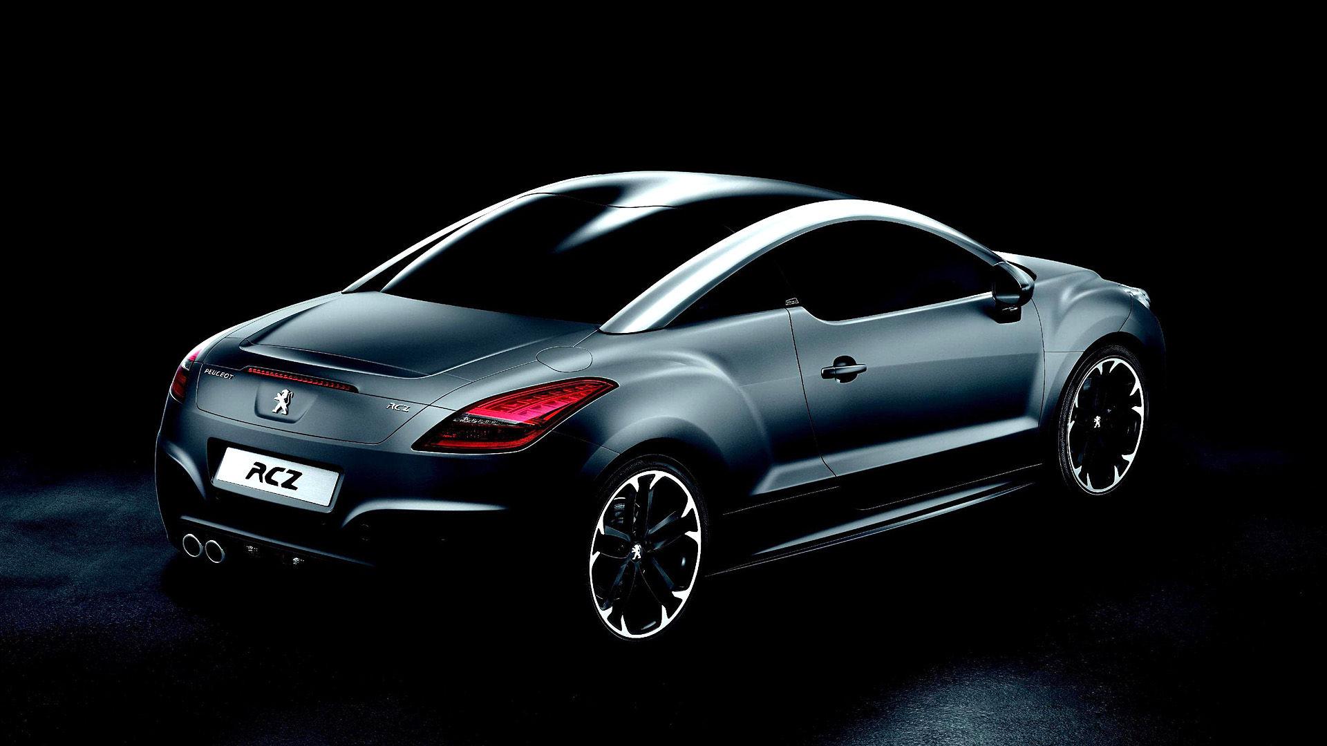 2012 Peugeot RCZ Asphalt LE