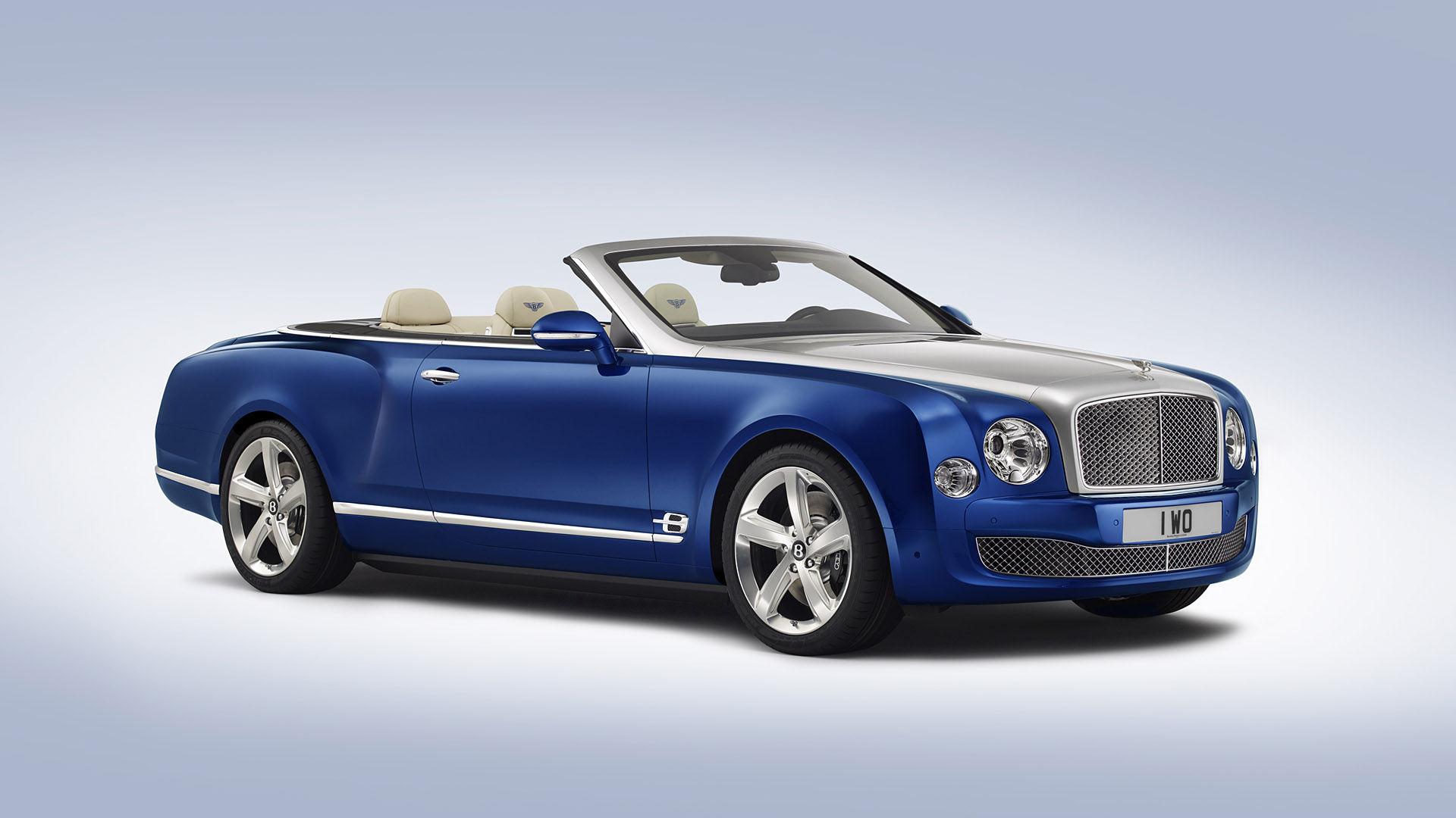 2014 Bentley Grand Convertible Concept