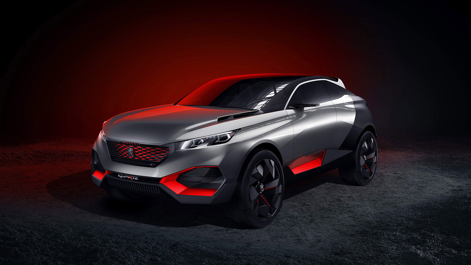 2014 Peugeot Quartz Concept