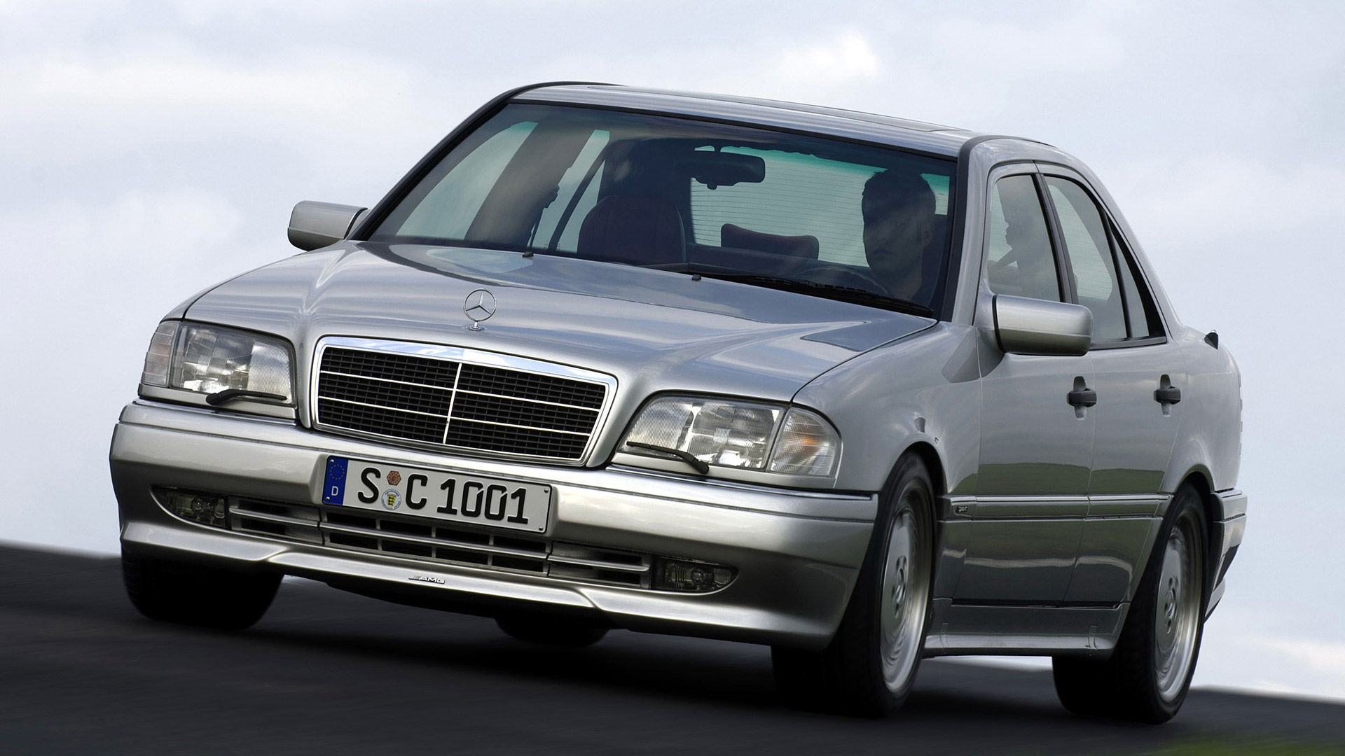 1993 Mercedes-Benz C36 AMG