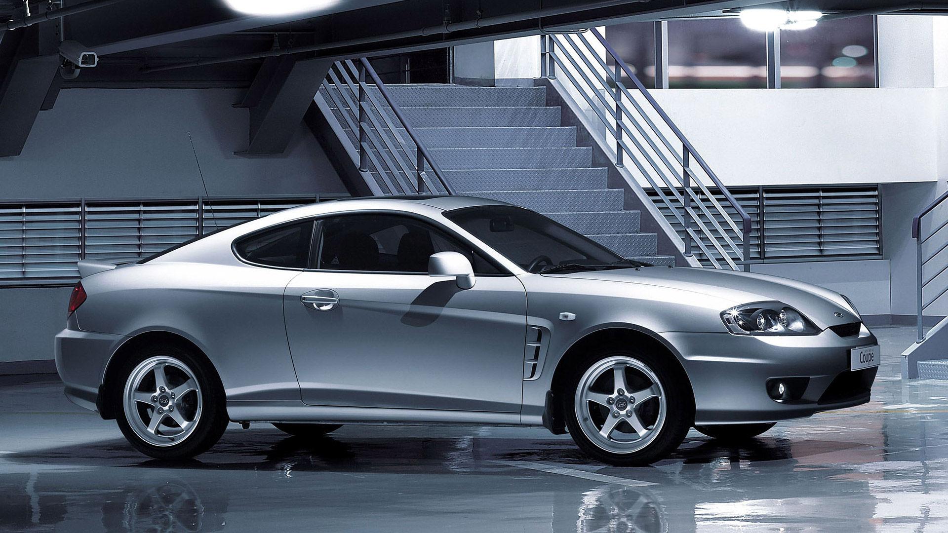 2005 Hyundai Coupe
