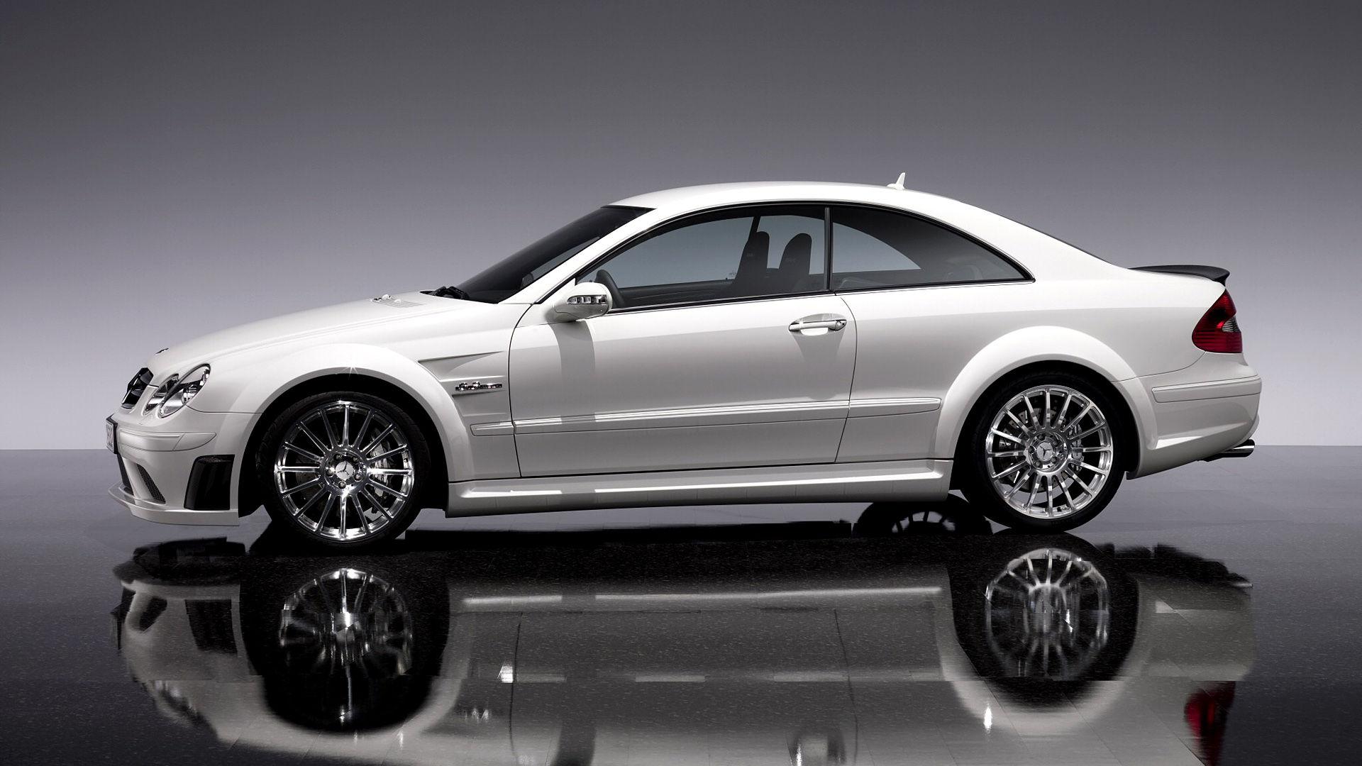 2008 Mercedes-Benz CLK63 AMG