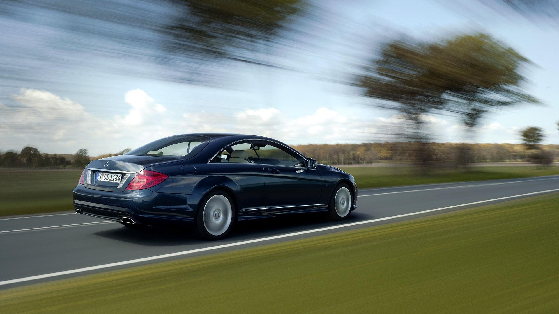 2011 Mercedes-Benz CL Class