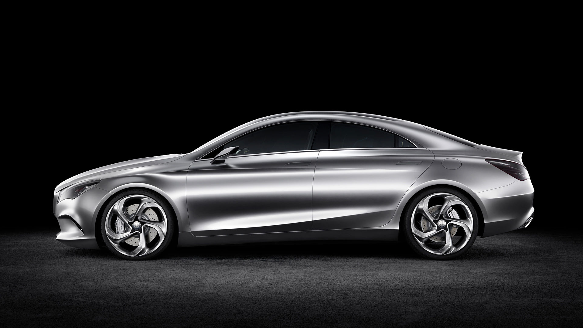 2012 Mercedes-Benz Style Coupe Concept