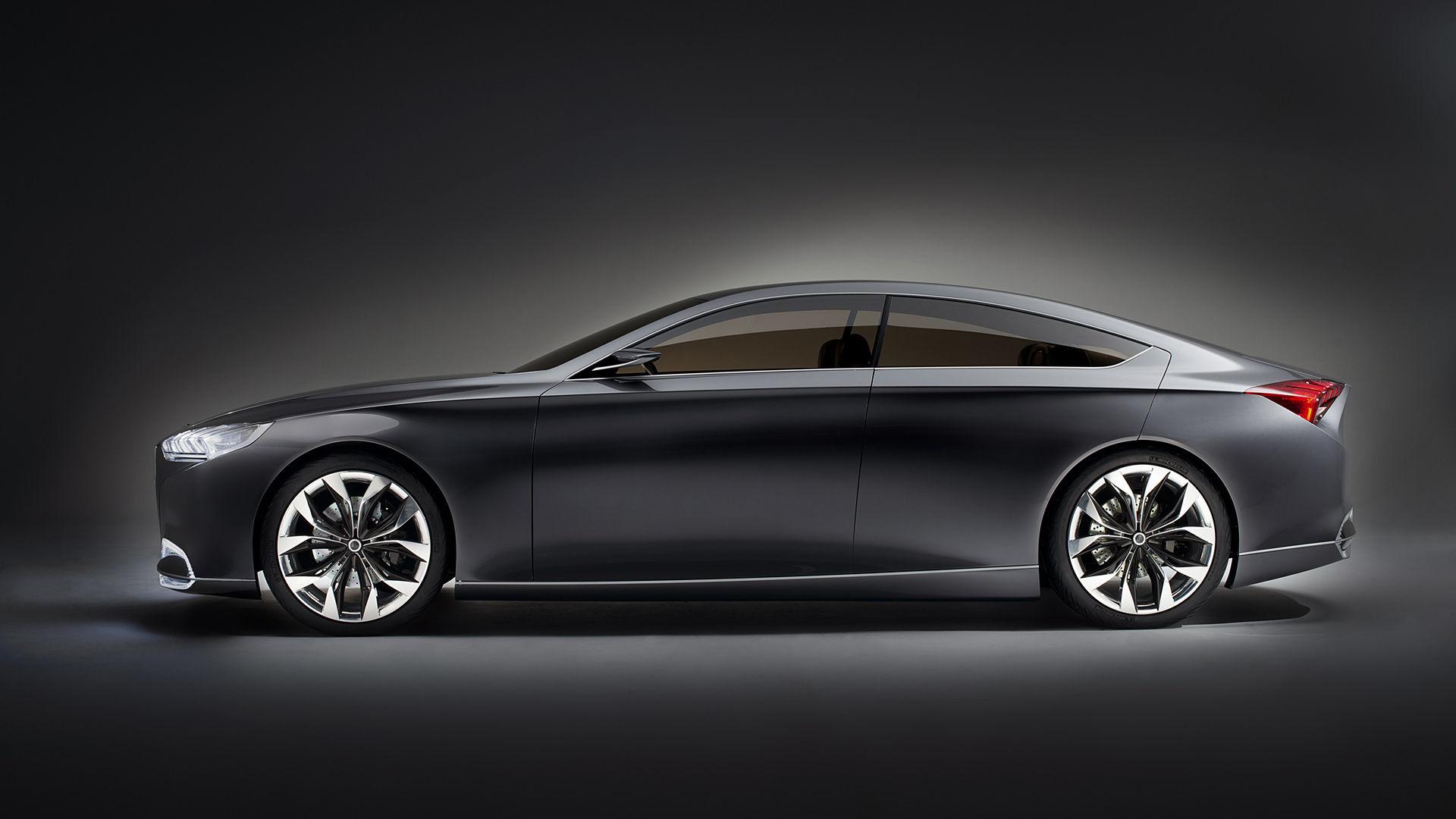 2013 Hyundai HCD-14 Genesis Concept