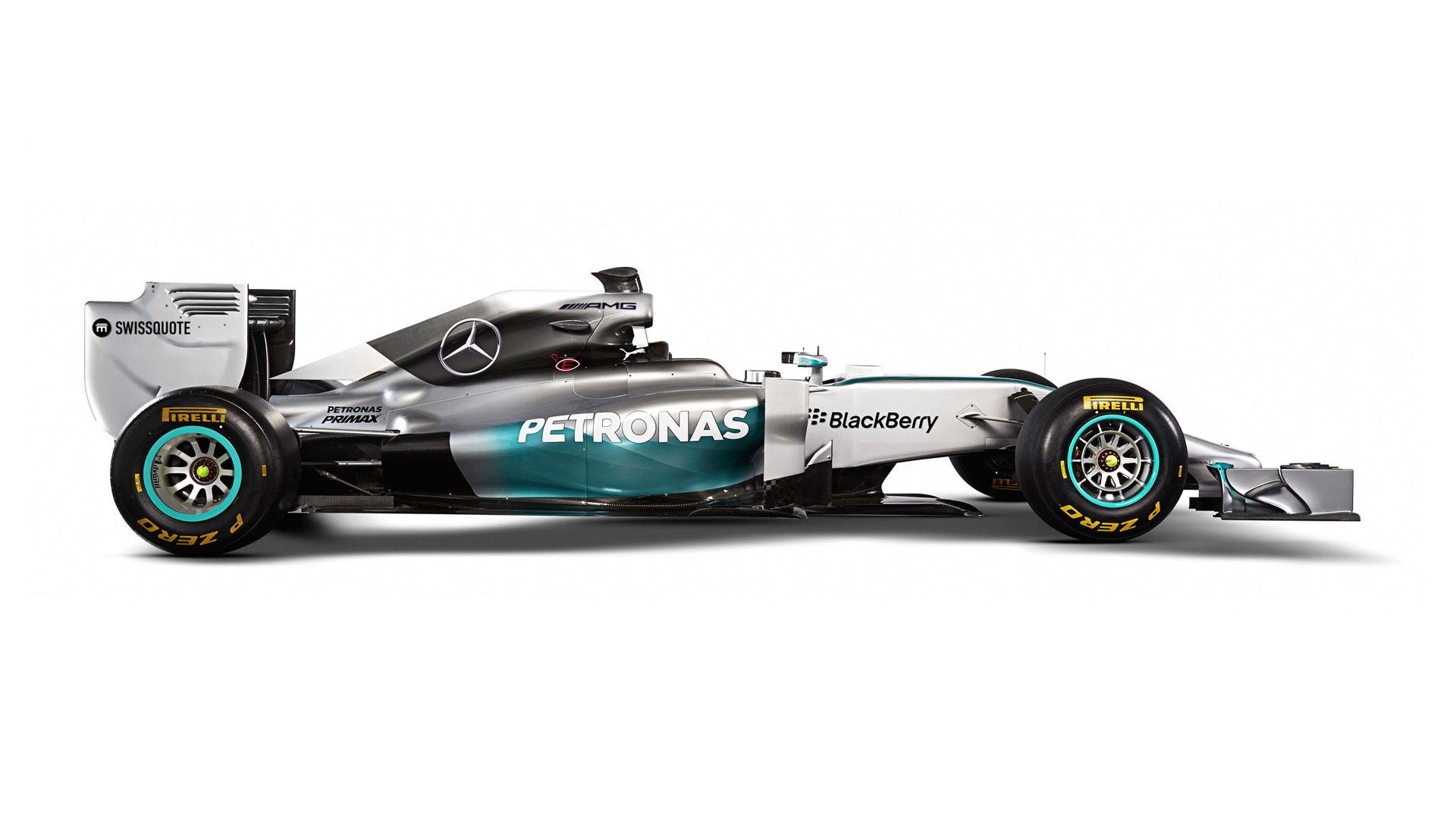 2014 Mercedes AMG W05