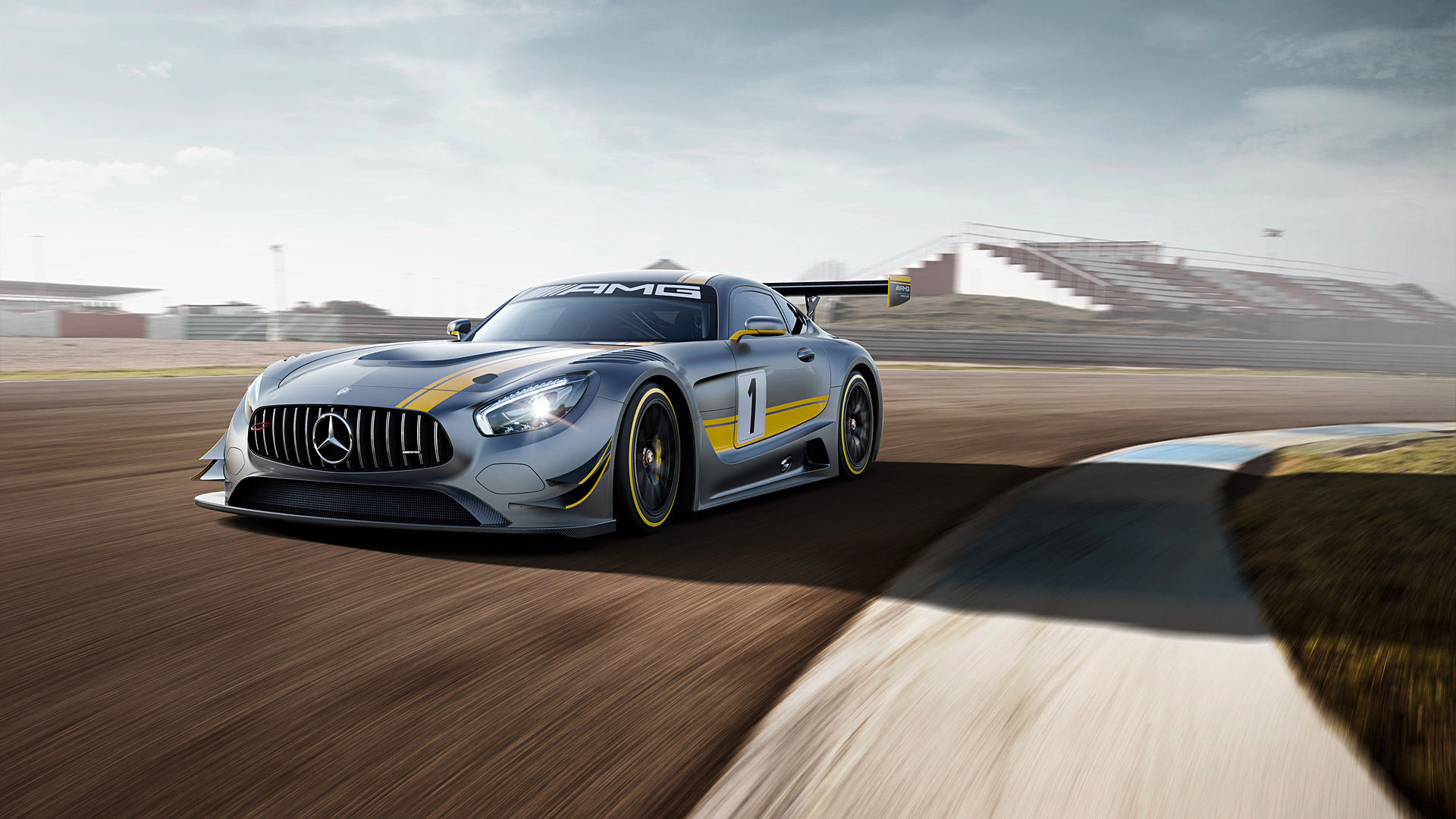 2015 Mercedes-AMG GT3