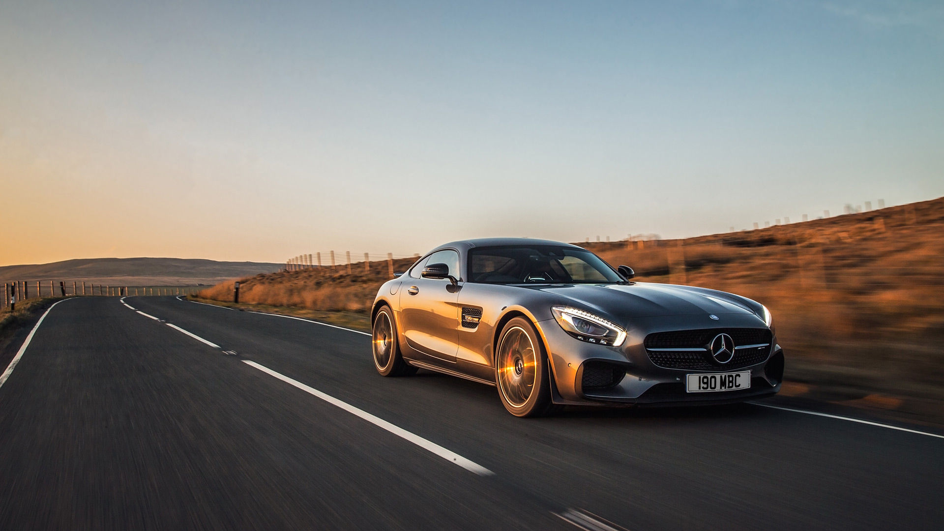 2016 Mercedes-AMG GT S Edition 1