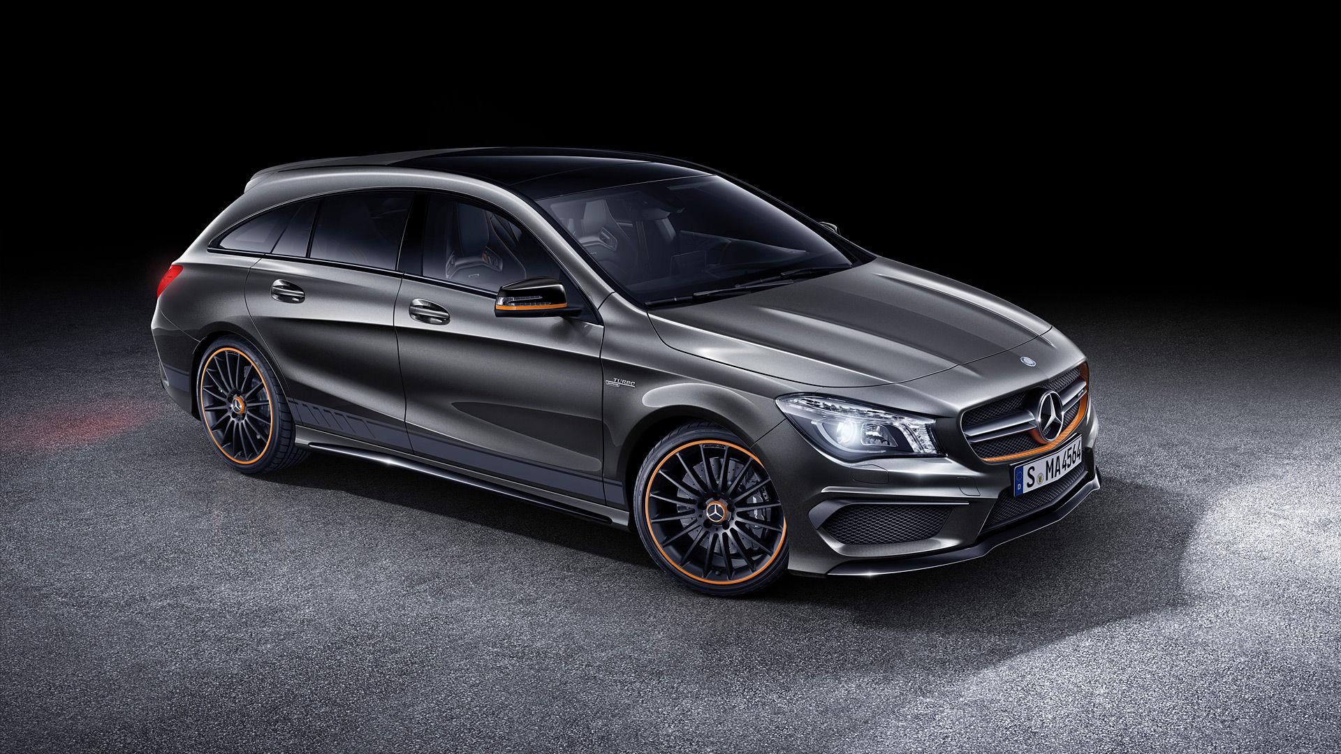 2016 Mercedes-Benz CLA45 AMG Shooting Brake