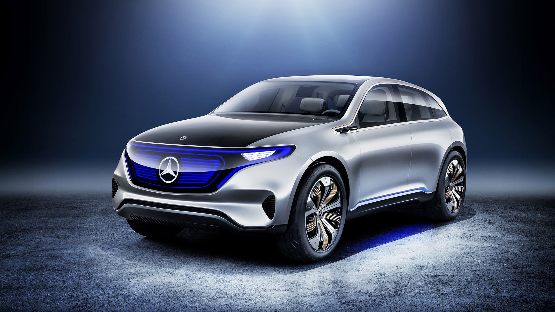 2016 Mercedes-Benz Generation EQ Concept