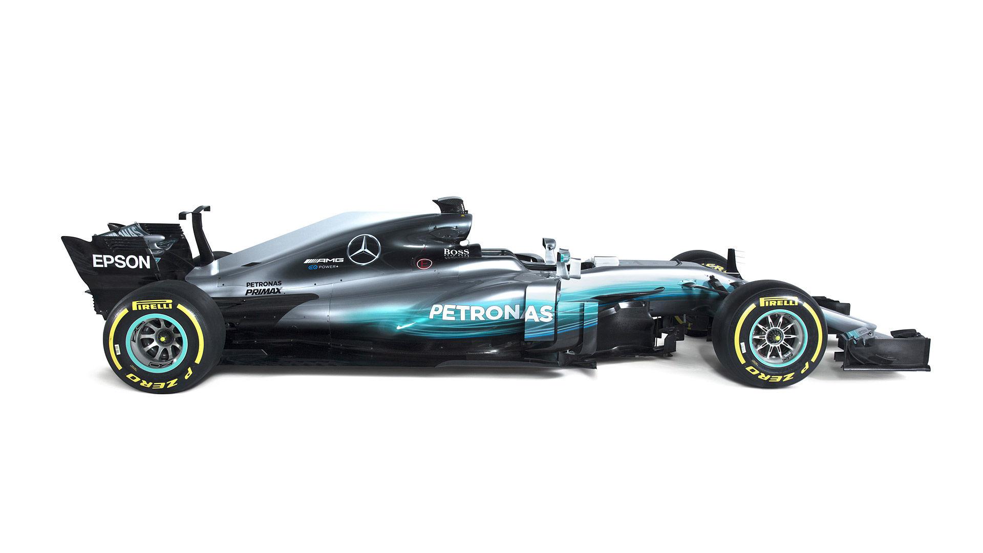 2017 Mercedes AMG W08 EQ Power+