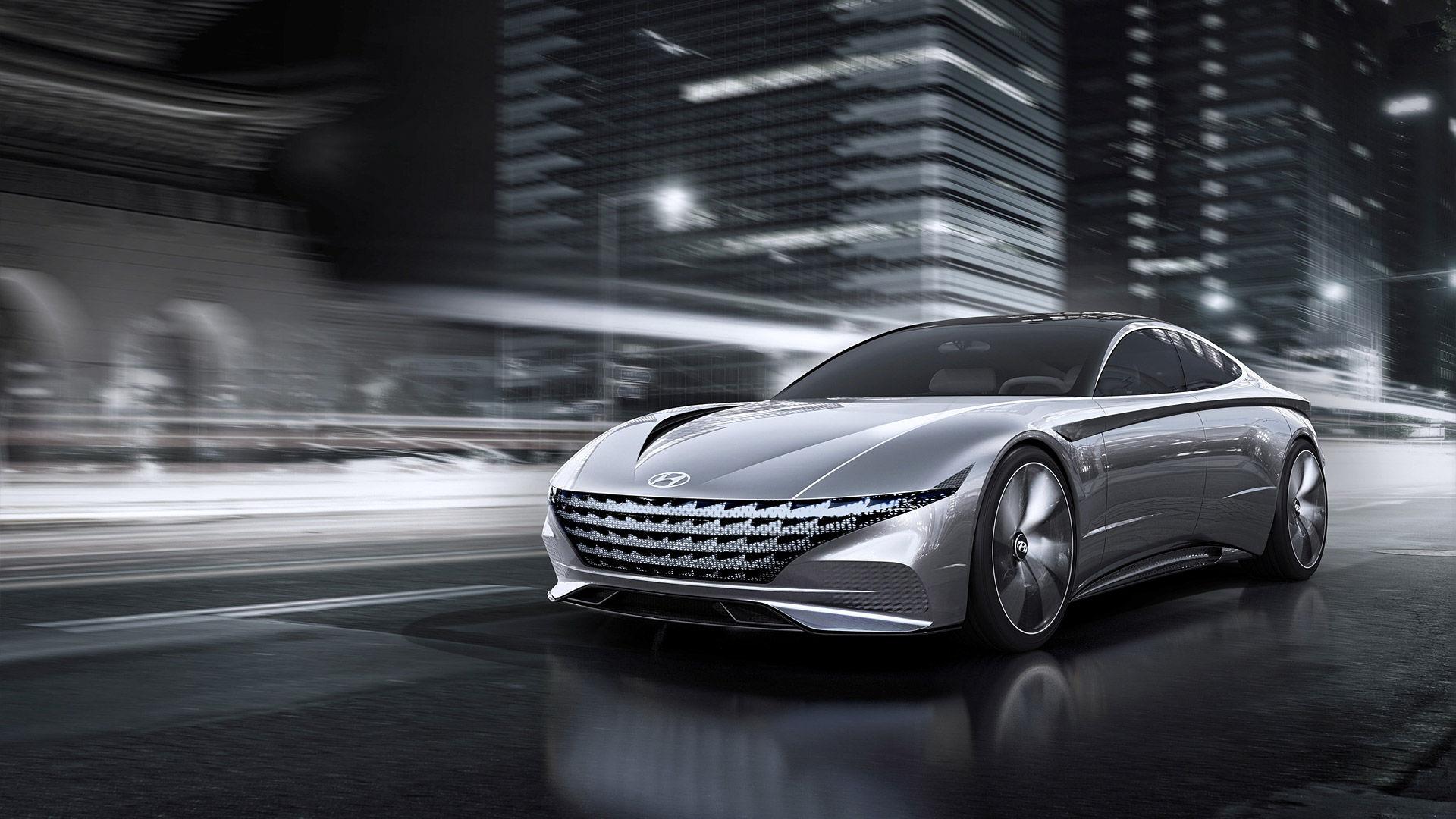 2018 Hyundai Le Fil Rouge Concept