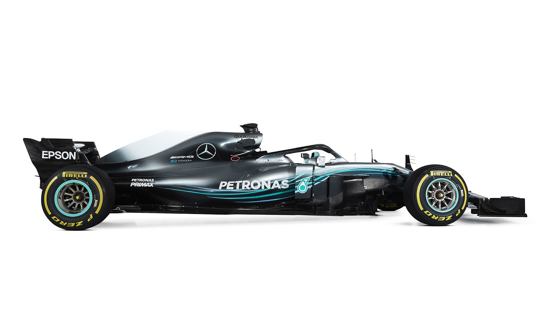 2018 Mercedes AMG W09 EQ Power+