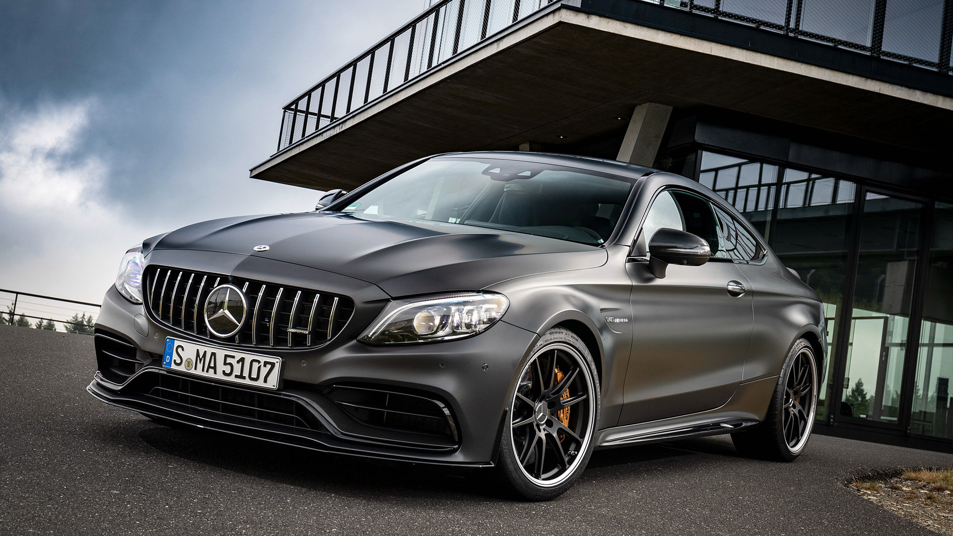 2019 Mercedes Amg C63 S Specs Wallpaper