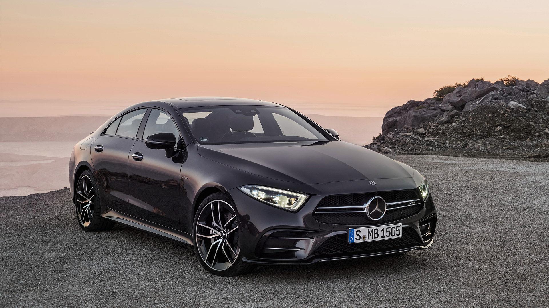 2019 Mercedes-Benz CLS53 AMG