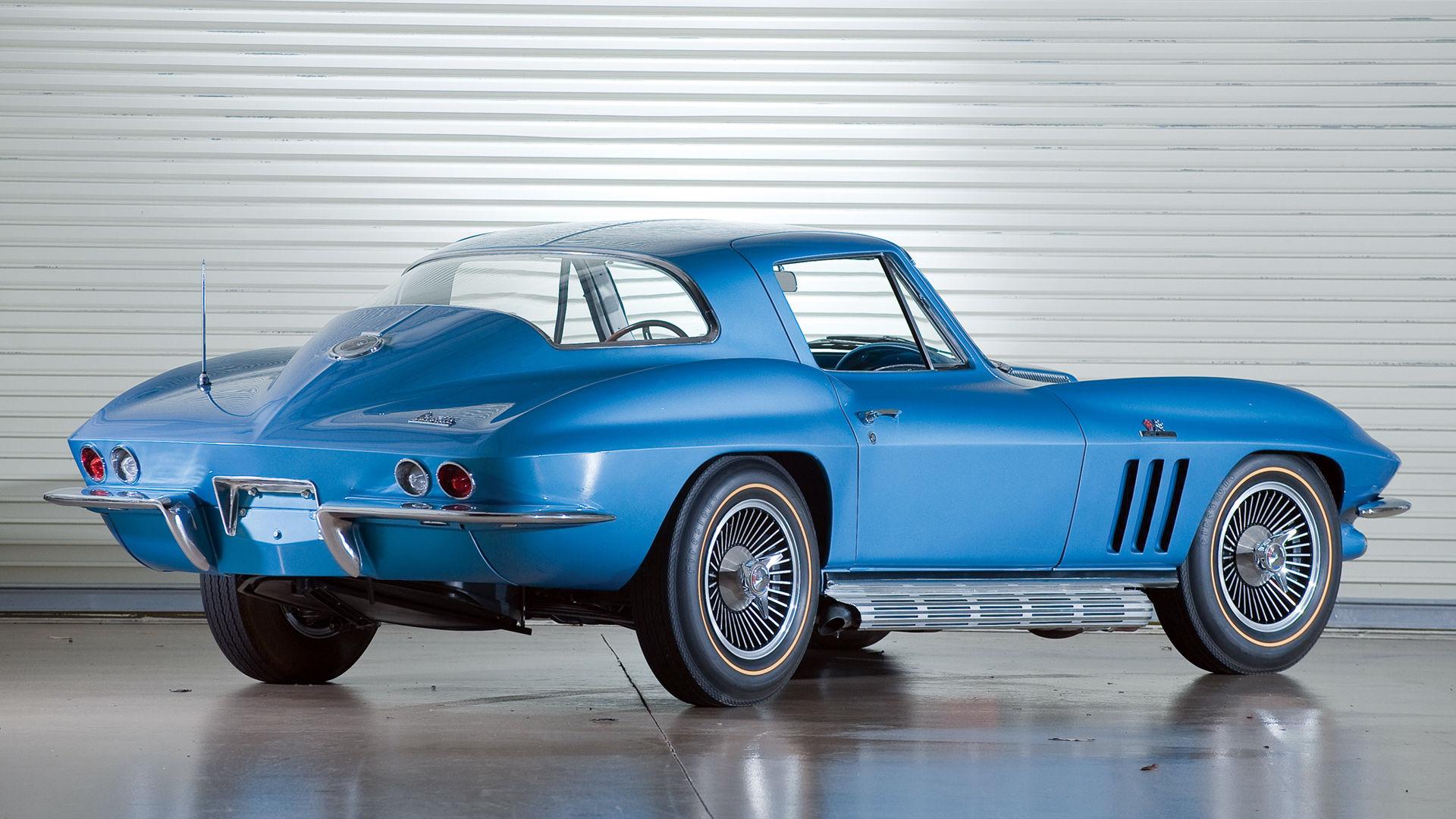 1966 Chevrolet Corvette Stingray 427