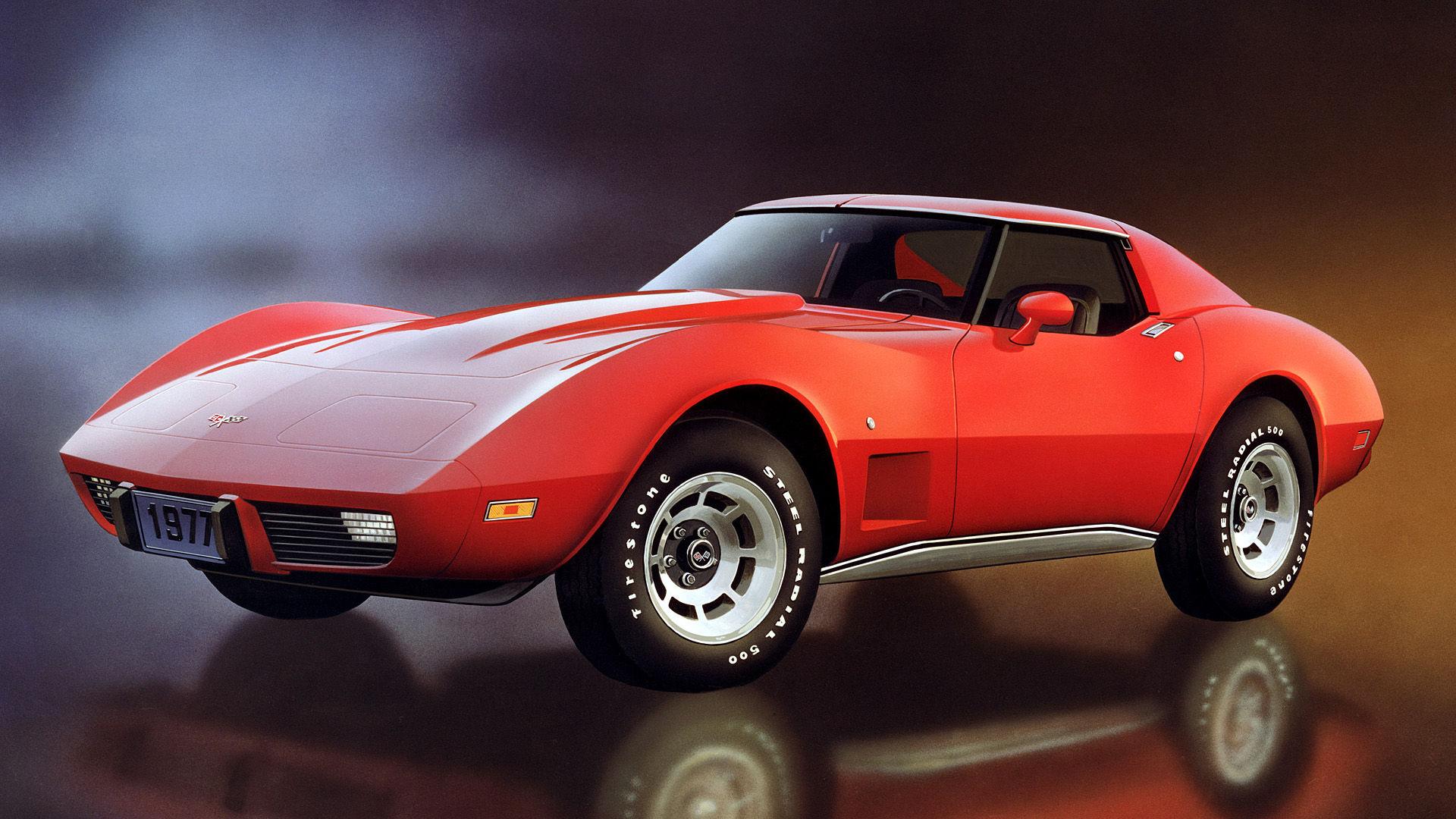 1968 – 1982 Chevrolet C3 Corvette