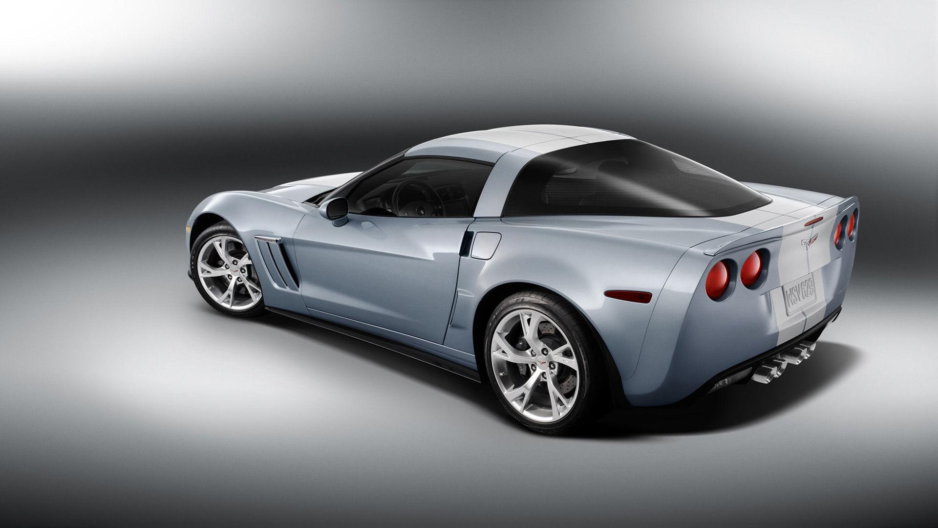 2011 Chevrolet Corvette Carlisle Grand Sport