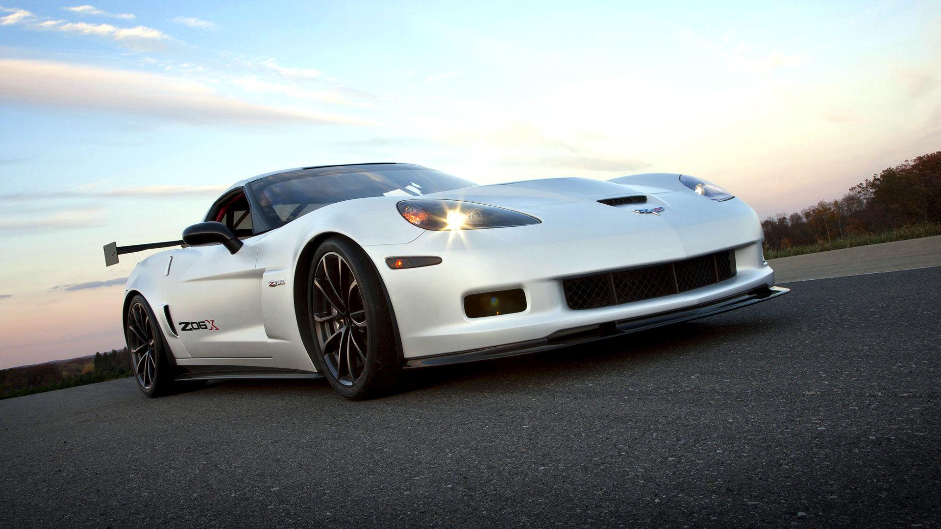 2011 Chevrolet Corvette Z06X Concept