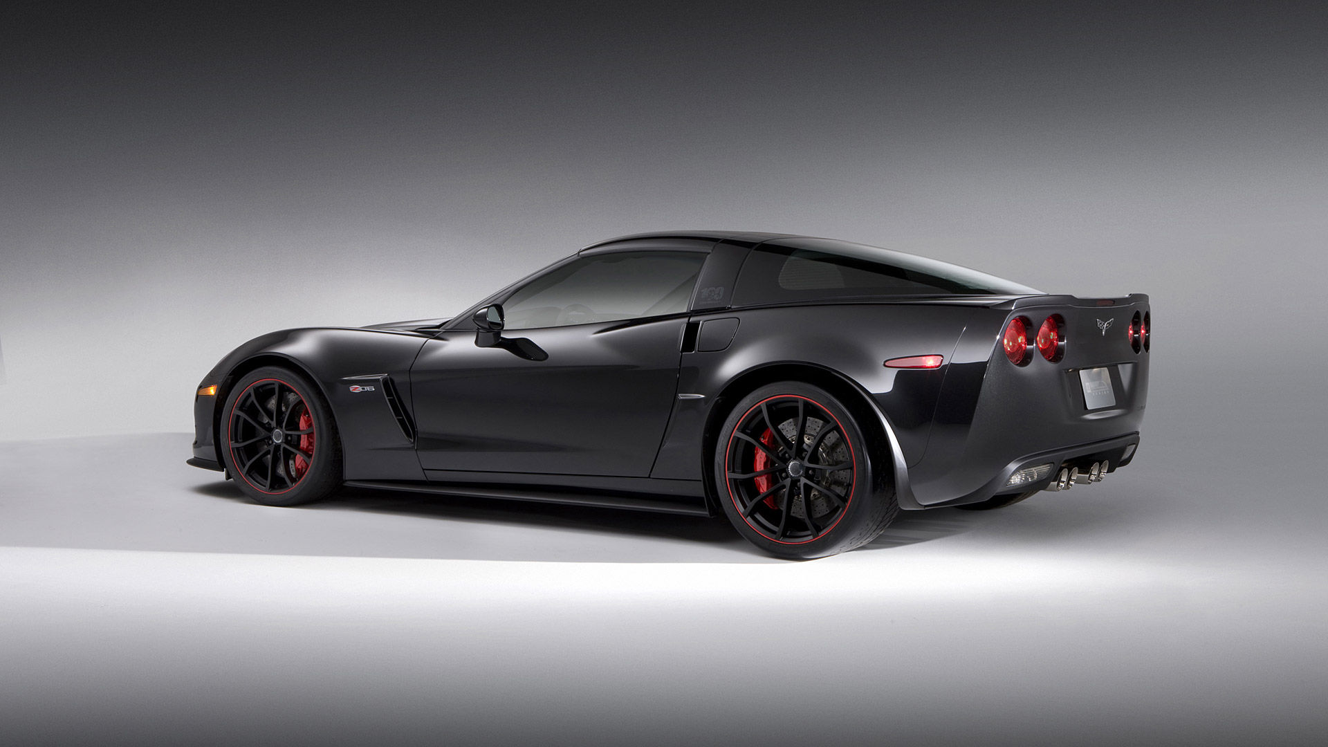 2011 Chevy Corvette Z06 Centennial Edition
