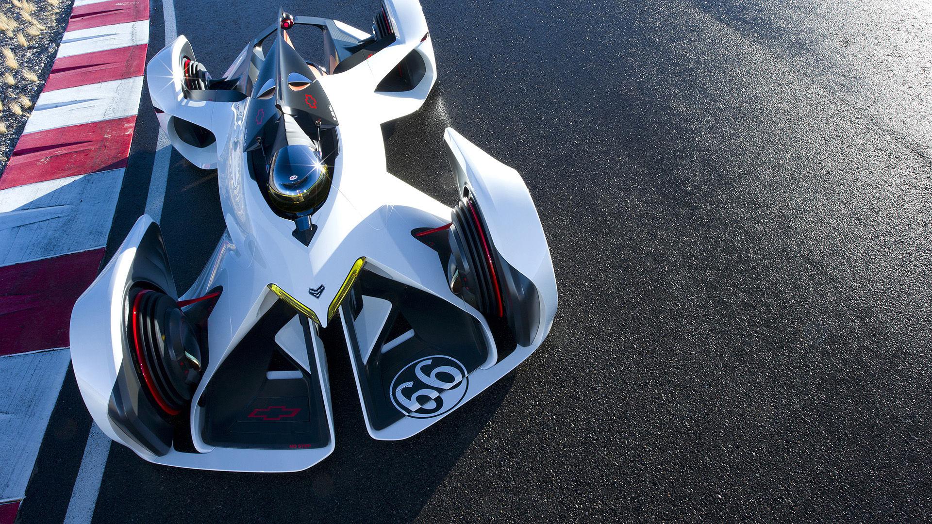 2014 Chevrolet Chaparral 2X VGT Concept