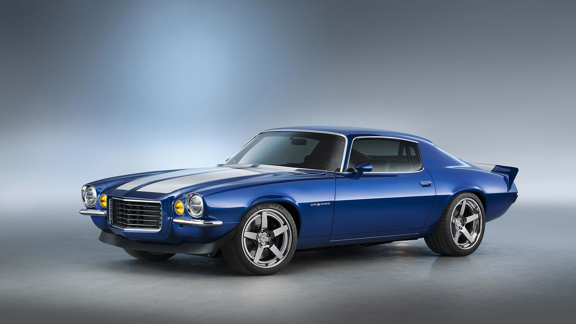 2015 Chevrolet 1970 Camaro RS Supercharged LT4 Concept