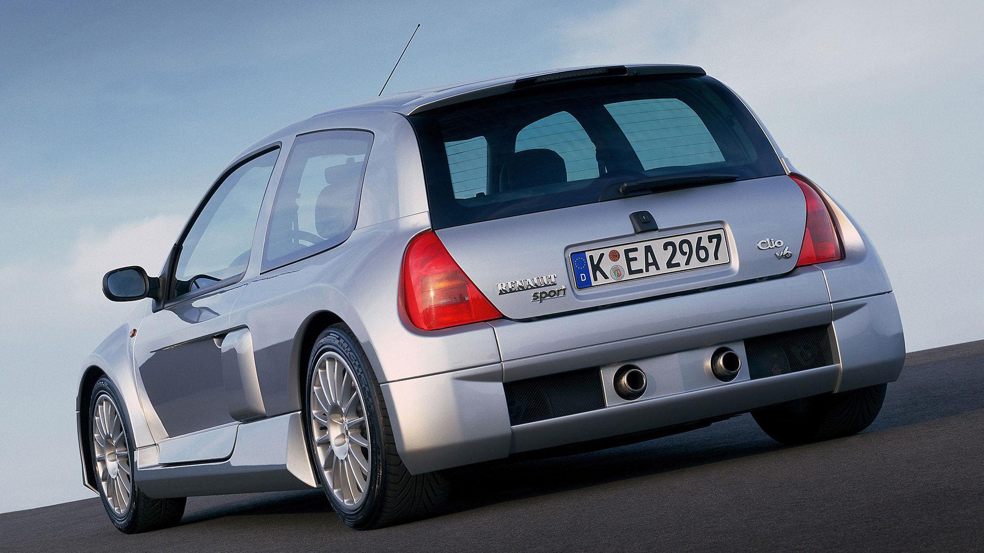 2000 Renault Clio V6