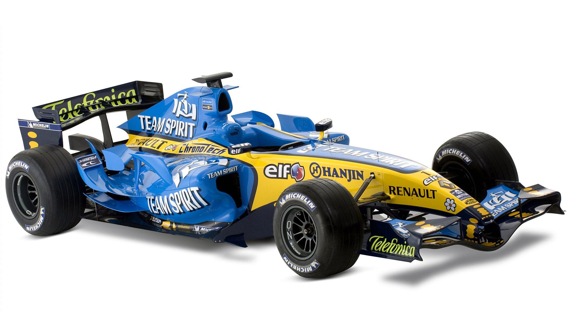 2006 Renault F1 R26